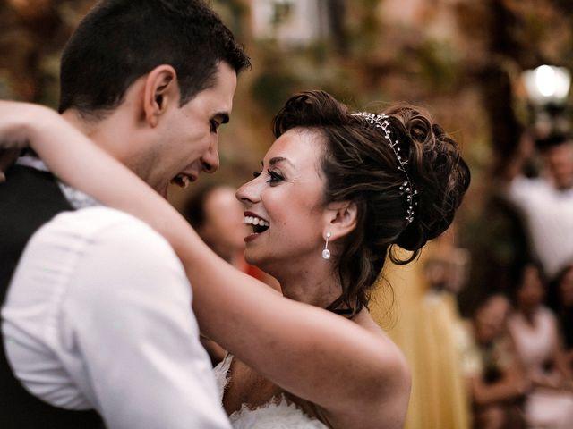 La boda de Hector y Leti en Atxondo, Vizcaya 53