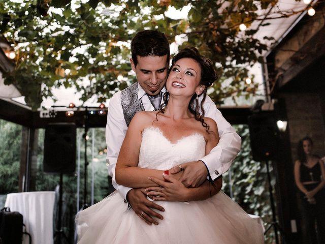 La boda de Hector y Leti en Atxondo, Vizcaya 54
