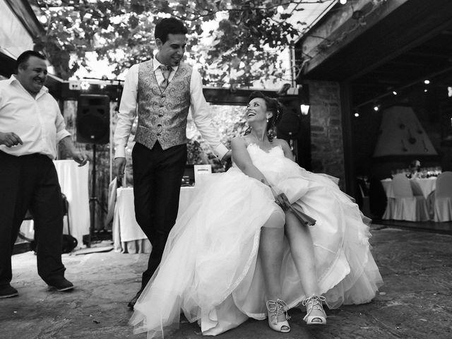 La boda de Hector y Leti en Atxondo, Vizcaya 55