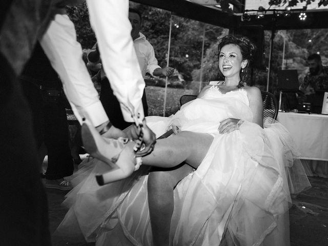 La boda de Hector y Leti en Atxondo, Vizcaya 56