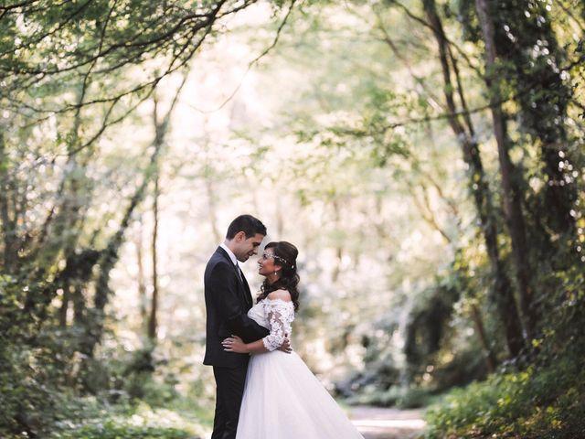 La boda de Hector y Leti en Atxondo, Vizcaya 66