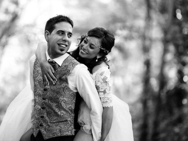 La boda de Hector y Leti en Atxondo, Vizcaya 70