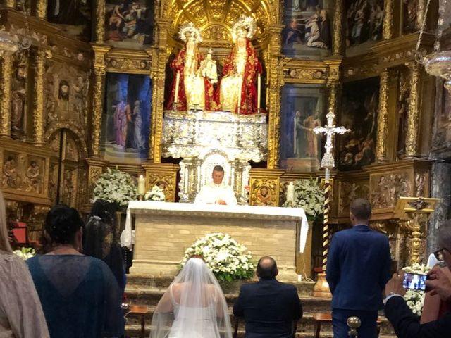 La boda de Jesús y Lorena en Sevilla, Sevilla 2