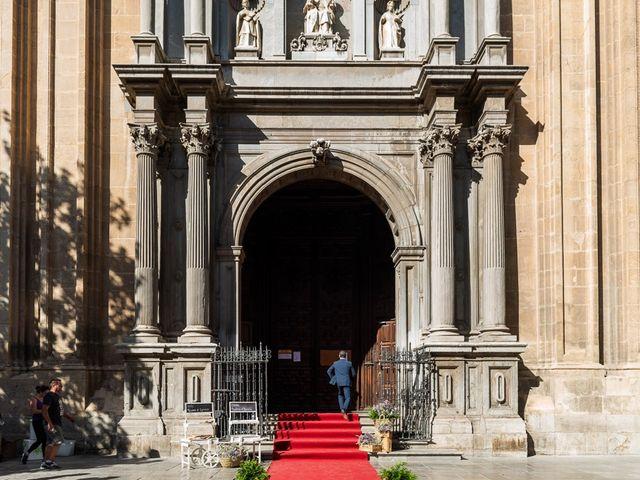 La boda de Ignacio y Marina en Granada, Granada 16