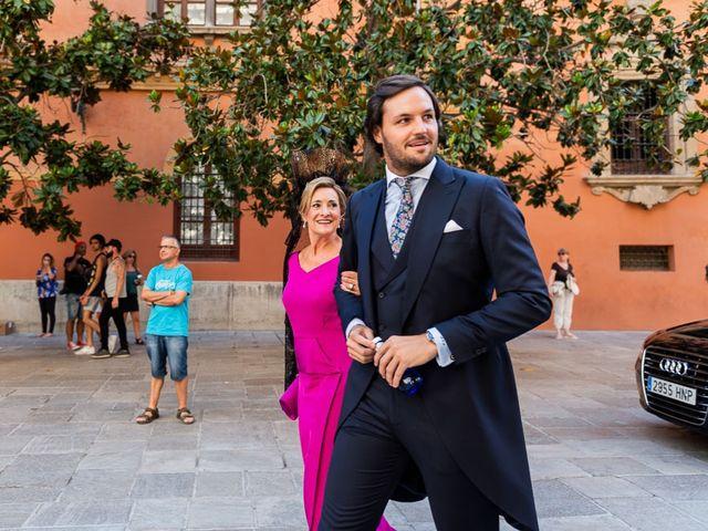 La boda de Ignacio y Marina en Granada, Granada 17