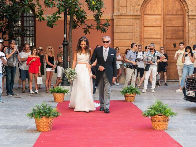 La boda de Ignacio y Marina en Granada, Granada 18
