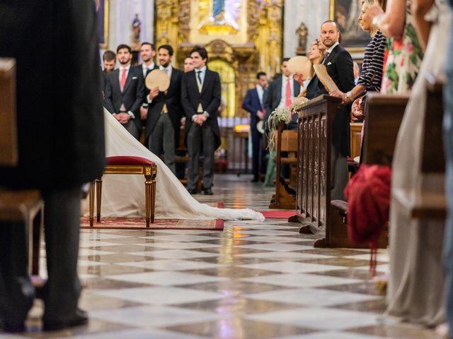 La boda de Ignacio y Marina en Granada, Granada 19