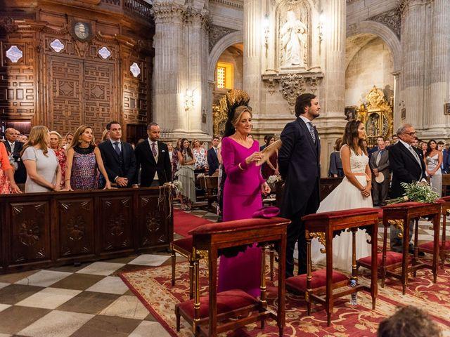 La boda de Ignacio y Marina en Granada, Granada 21