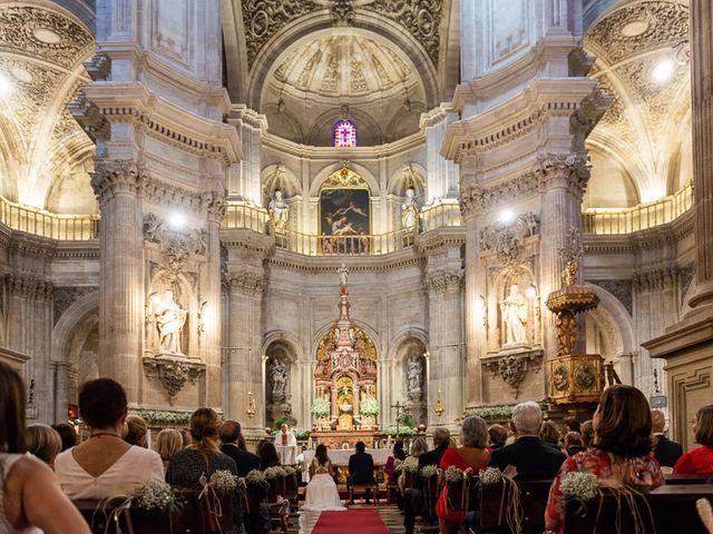 La boda de Ignacio y Marina en Granada, Granada 22