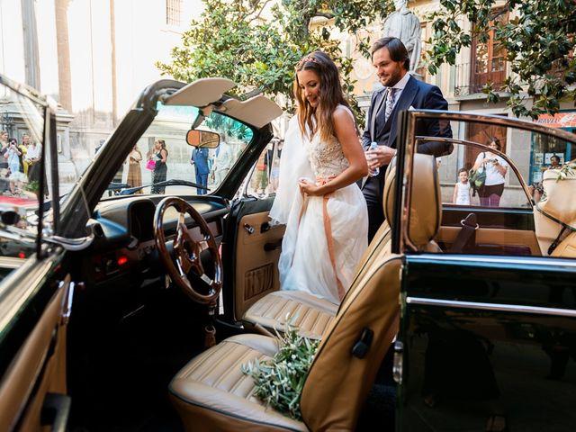La boda de Ignacio y Marina en Granada, Granada 23