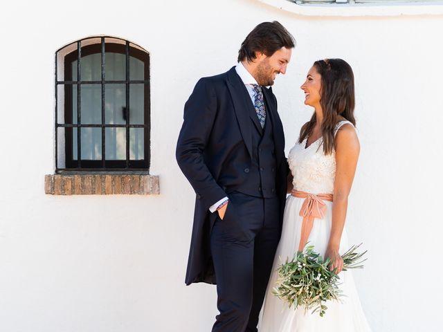 La boda de Ignacio y Marina en Granada, Granada 25