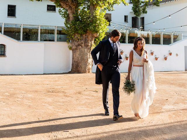 La boda de Ignacio y Marina en Granada, Granada 2