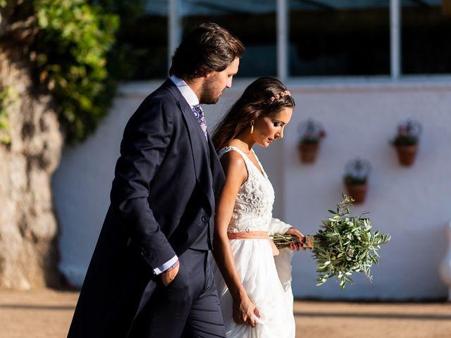 La boda de Ignacio y Marina en Granada, Granada 26