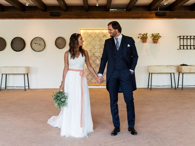 La boda de Ignacio y Marina en Granada, Granada 27