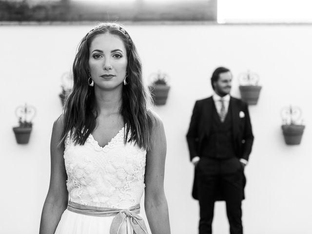 La boda de Ignacio y Marina en Granada, Granada 30