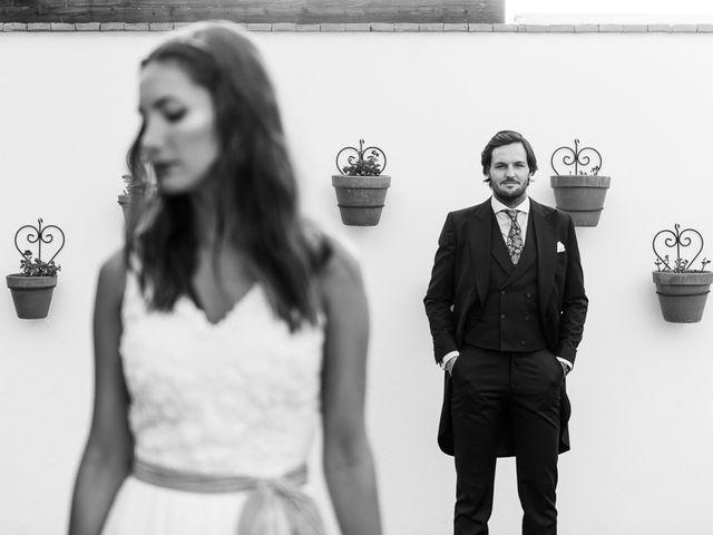 La boda de Ignacio y Marina en Granada, Granada 31