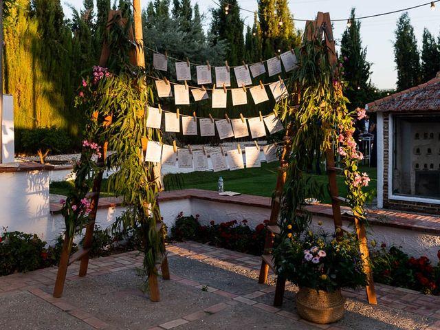 La boda de Ignacio y Marina en Granada, Granada 40