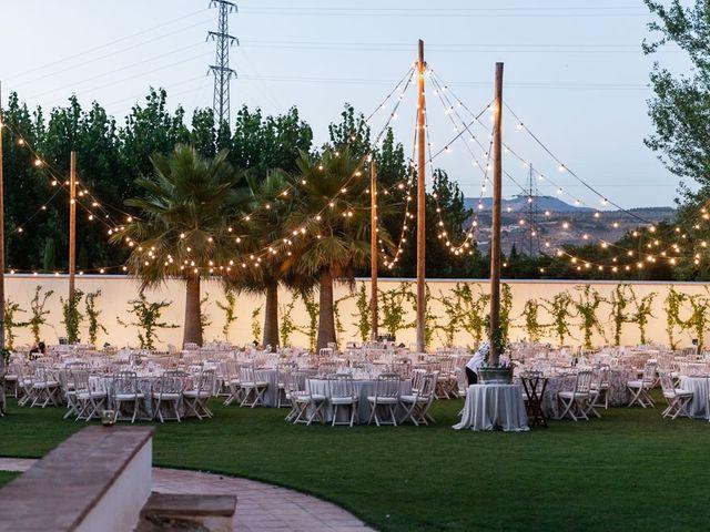 La boda de Ignacio y Marina en Granada, Granada 41