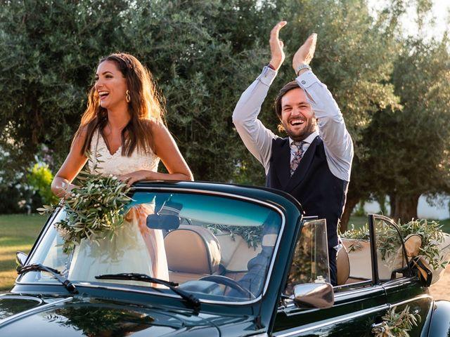 La boda de Ignacio y Marina en Granada, Granada 42