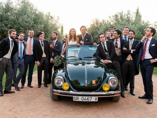 La boda de Ignacio y Marina en Granada, Granada 43