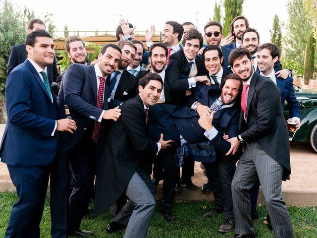 La boda de Ignacio y Marina en Granada, Granada 44