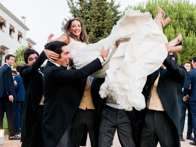 La boda de Ignacio y Marina en Granada, Granada 45