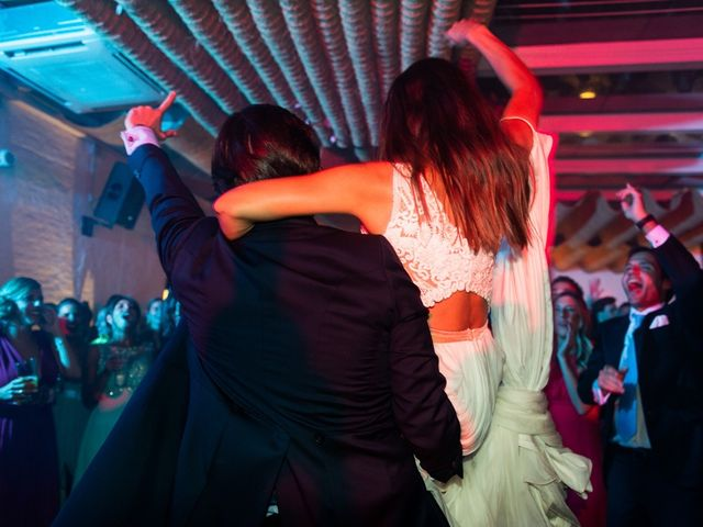La boda de Ignacio y Marina en Granada, Granada 50