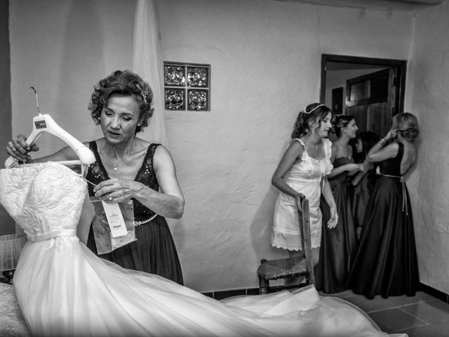 La boda de Manu y Manoli en Durcal, Granada 10