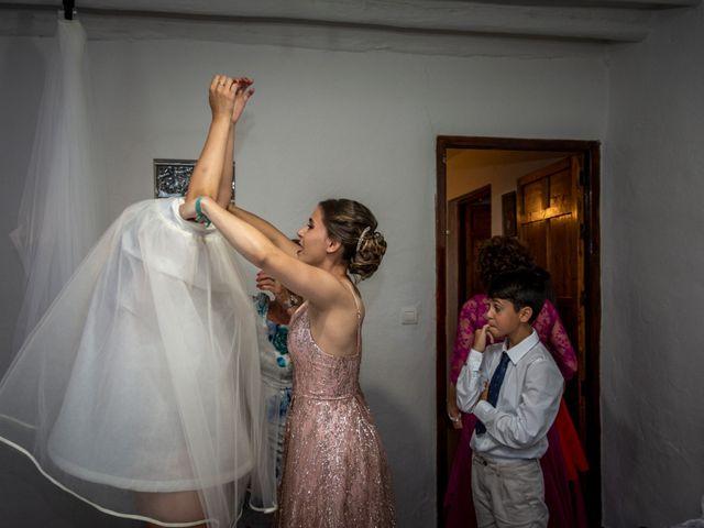 La boda de Manu y Manoli en Durcal, Granada 11