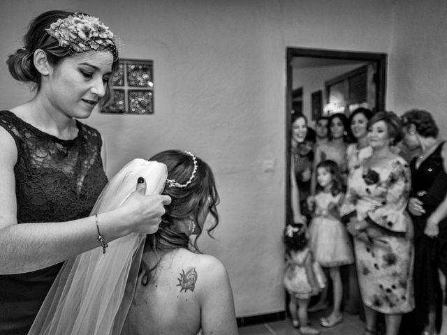 La boda de Manu y Manoli en Durcal, Granada 15