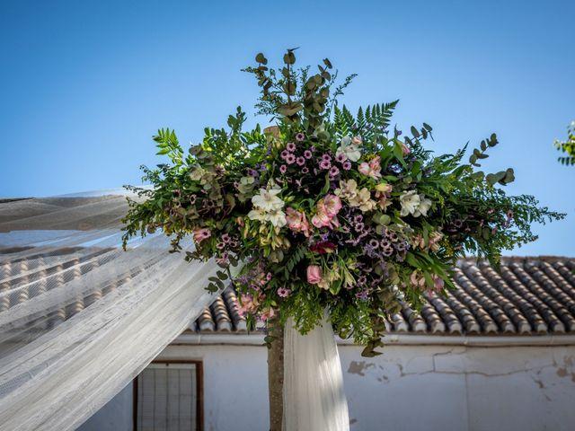 La boda de Manu y Manoli en Durcal, Granada 20