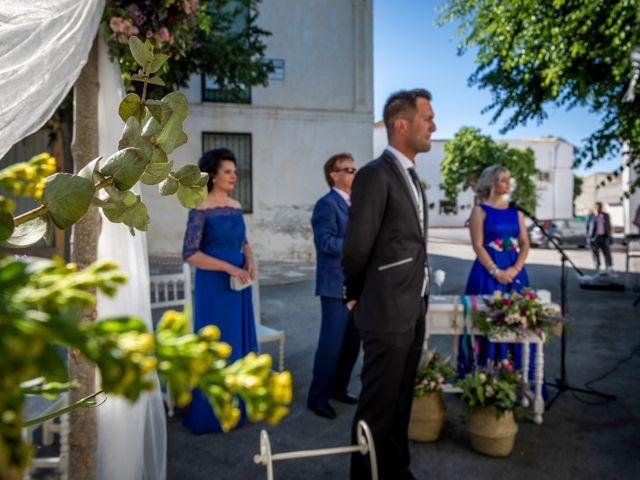 La boda de Manu y Manoli en Durcal, Granada 22