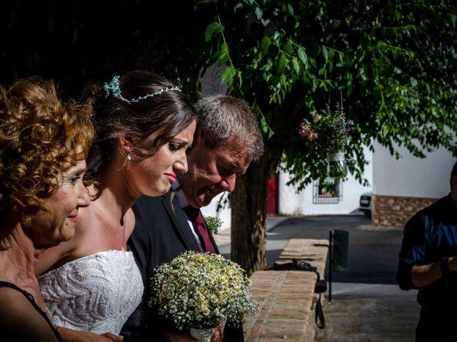 La boda de Manu y Manoli en Durcal, Granada 23