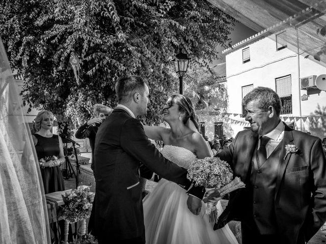 La boda de Manu y Manoli en Durcal, Granada 24
