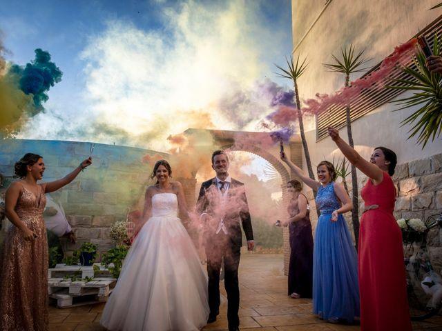 La boda de Manu y Manoli en Durcal, Granada 1