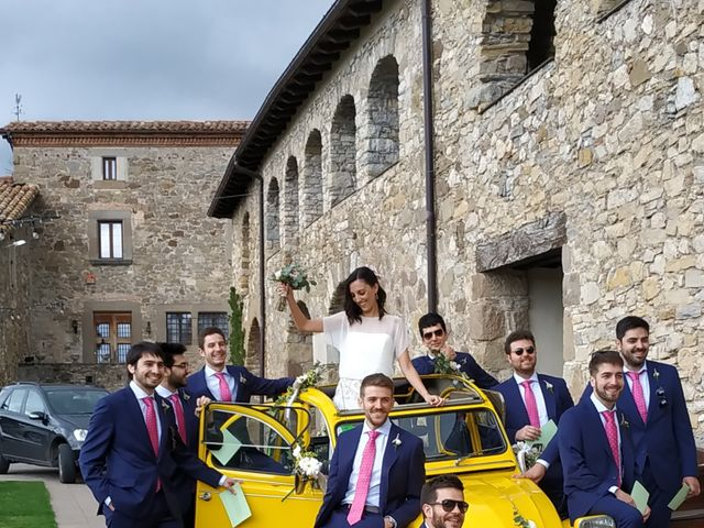 La boda de Martí  y Lorena  en Sant Joan De Les Abadesses, Girona 3