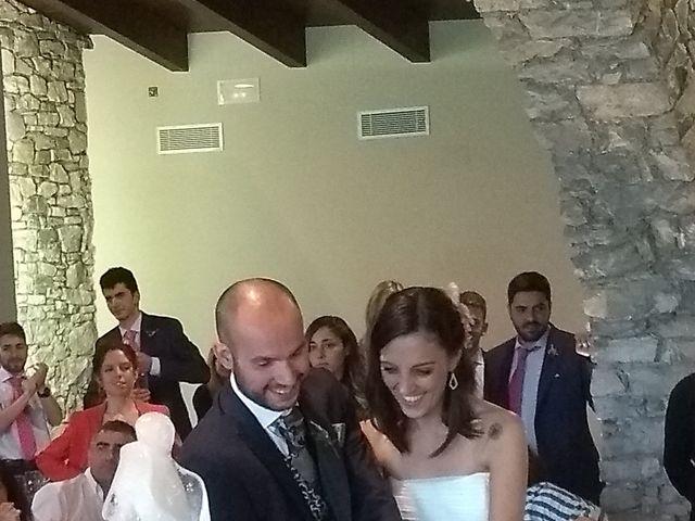 La boda de Martí  y Lorena  en Sant Joan De Les Abadesses, Girona 4