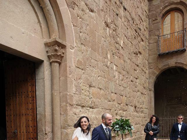 La boda de Martí  y Lorena  en Sant Joan De Les Abadesses, Girona 5