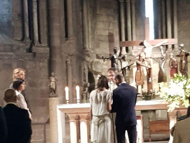 La boda de Martí  y Lorena  en Sant Joan De Les Abadesses, Girona 6