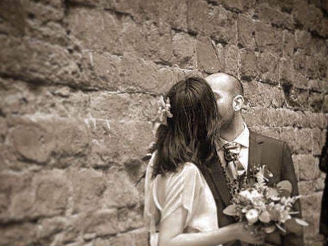 La boda de Martí  y Lorena  en Sant Joan De Les Abadesses, Girona 7