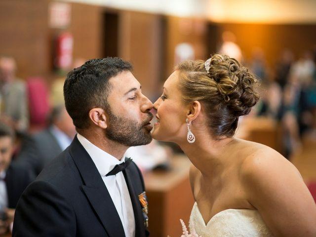 La boda de Humberto y Verónica en Chiclana De La Frontera, Cádiz 18