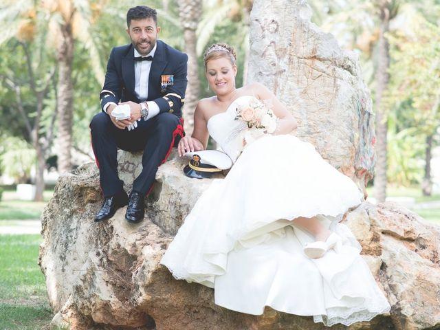 La boda de Humberto y Verónica en Chiclana De La Frontera, Cádiz 22