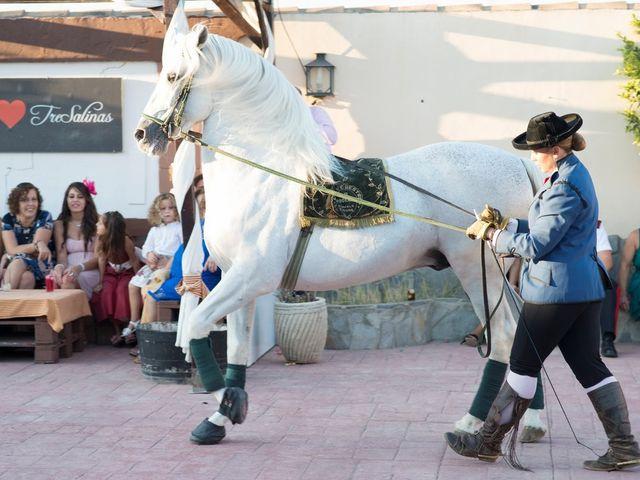 La boda de Humberto y Verónica en Chiclana De La Frontera, Cádiz 45