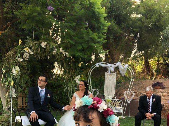 La boda de David  y Cristina en Sagunt/sagunto, Valencia 4