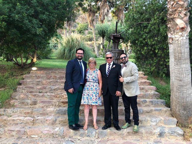 La boda de David  y Cristina en Sagunt/sagunto, Valencia 8