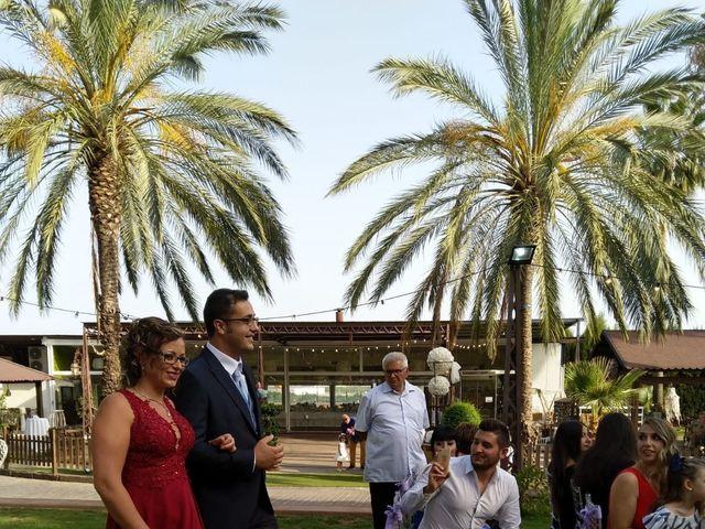 La boda de David  y Cristina en Sagunt/sagunto, Valencia 9