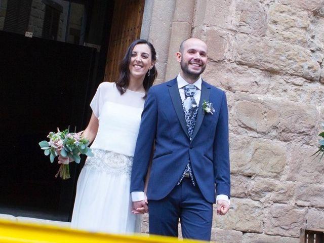 La boda de Martí  y Lorena  en Sant Joan De Les Abadesses, Girona 1