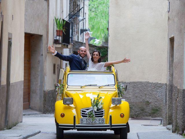 La boda de Martí  y Lorena  en Sant Joan De Les Abadesses, Girona 11