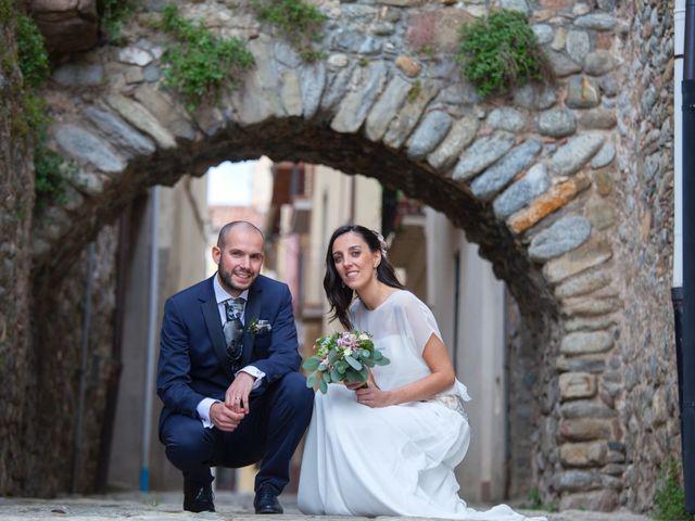 La boda de Martí  y Lorena  en Sant Joan De Les Abadesses, Girona 14