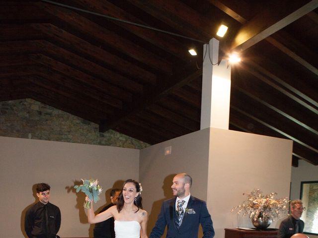 La boda de Martí  y Lorena  en Sant Joan De Les Abadesses, Girona 15